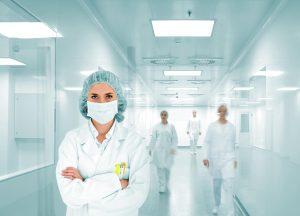 prácticas de limpieza hospitalaria