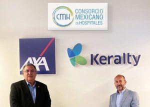 Alianza para ofrecer un sistema privado de salud integral con menor costo en más de 43 ciudades de México