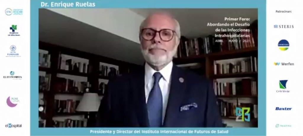 Dr. Enrique Ruelas