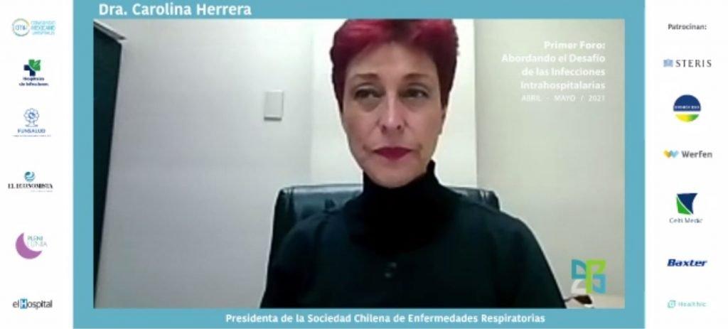 doctora Carolina Herrera Contreras