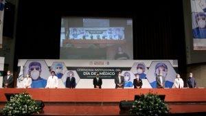médicas y médicos del IMSS frente al COVID-19