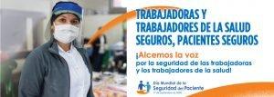 campaña regional de seguridad de los trabajadores del sector