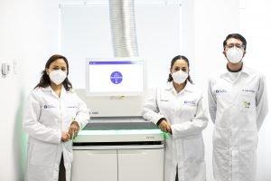Laboratorio Nacional de Secuenciación Genómica Tec BASE